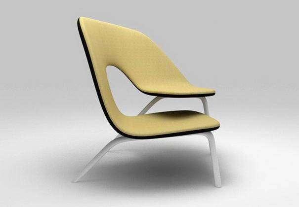 10 самых креативных предметов мебели для влюбленных (17 фото)