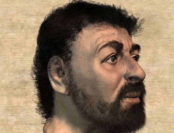 Эксперты восстановили подлинную внешность Иисуса Христа (4 фото)