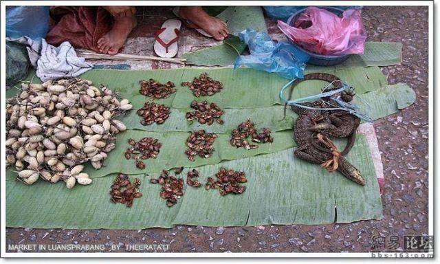 Азиатский рынок (19 фото)