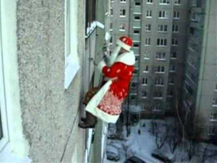 «Желание клиента - закон. Сказали лезть в окно, значит будем лезть в окно!»