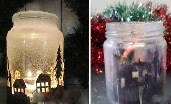 «Хотел украсить дом к Новому Году, но, наверное, оставлю эту свечу до следующего Хэллоуина!»
