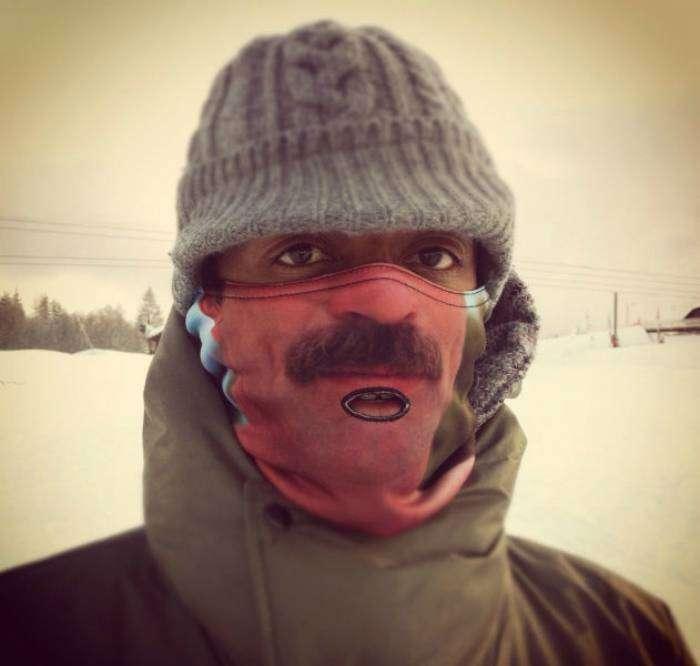 Зимой люди обычно становятся особенно «модными».