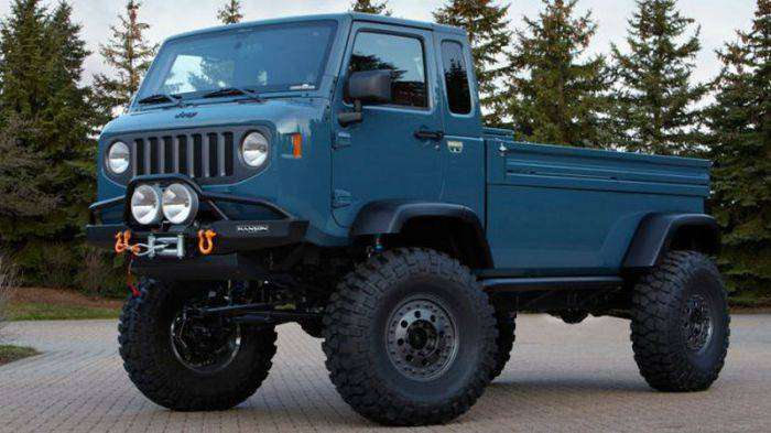 Jeep FC Concept.