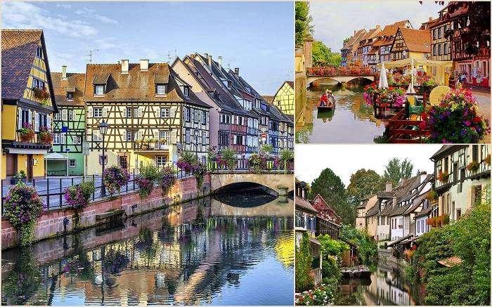 Кольмар часто называют прекраснейшим среди городов Эльзаса. Такая похвала стоит многого: весь этот край на северо-востоке Франции поразительно красив.
