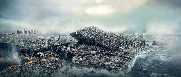 Цунами, вулкан и потоп: топ-7 городов мира, которые могут исчезнуть с лица земли