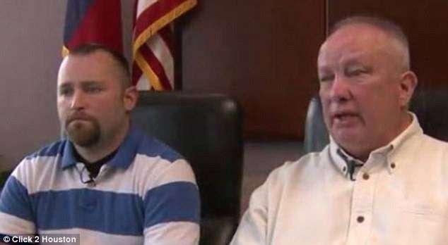 Джорджа Пикеринга (справа) обвинили в вооружённом нападении и отправили в тюрьму, а его сын (слева) уже полностью восстановился после комы и чувствует себя хорошо