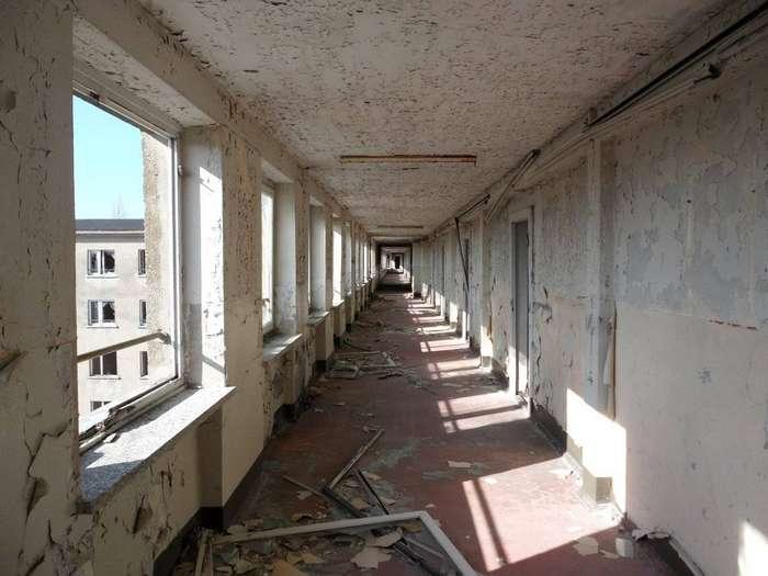 Грандиозный заброшенный нацистский курорт превращается в место класса люкс