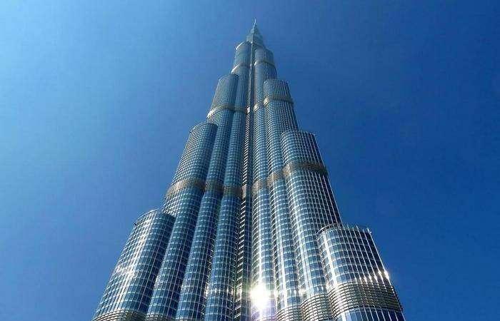 10 поразительных фактов о самом высоком здании в мире