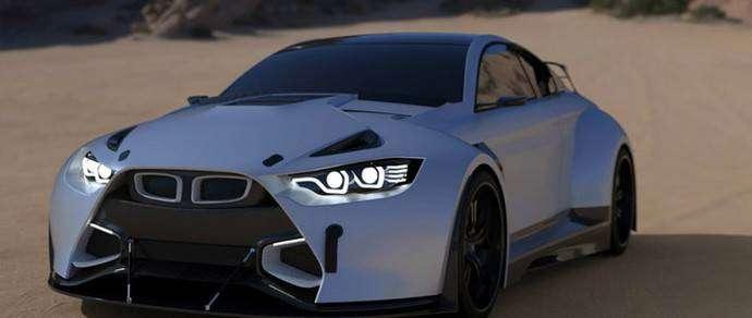 Владельцы BMW M4 получат уникальный тюнинг. После доработки машина поедет 340 км/ч!