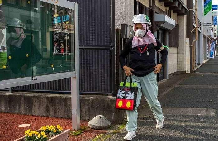 Пять реальных японских странностей Беленький, страности, япония