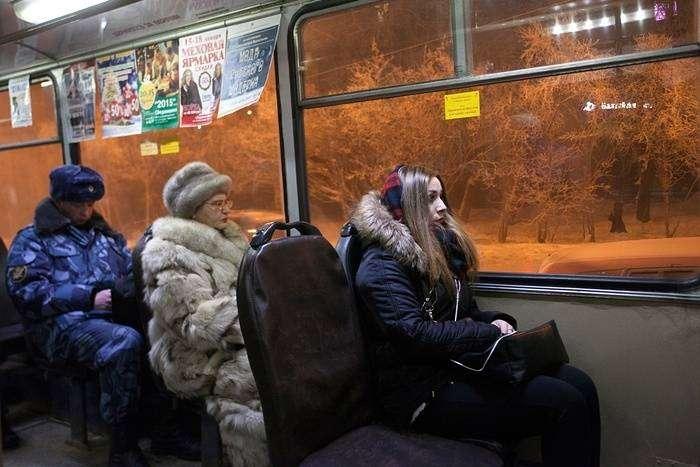 Мурманск: город, который не видит солнца более 40 дней подряд