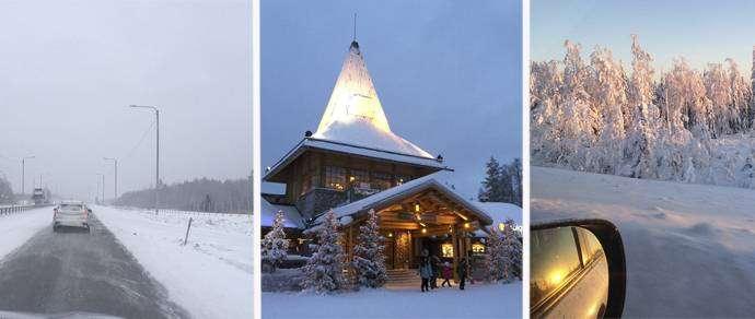 Лапландия: здесь бесполезно убирать дороги от снега, полицейские верят на слово, а многие пути ведут к Йоулупукки