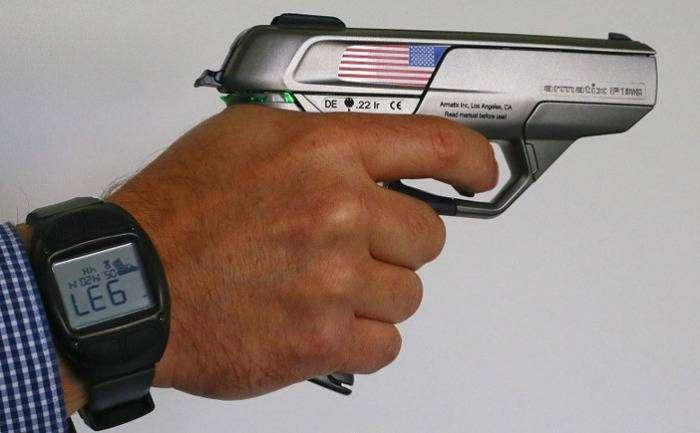 Цифровой револьвер