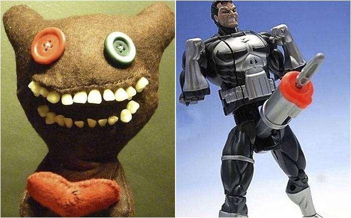 20 игрушек, которые язык не повернётся назвать детскими