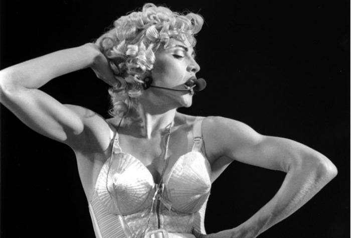 Бюстгальтер BulletBra от Gaultier для Мадонны