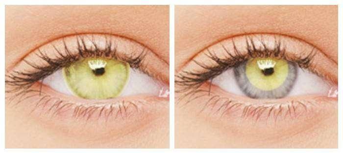 «Жёлтые глаза» для ночного виденья