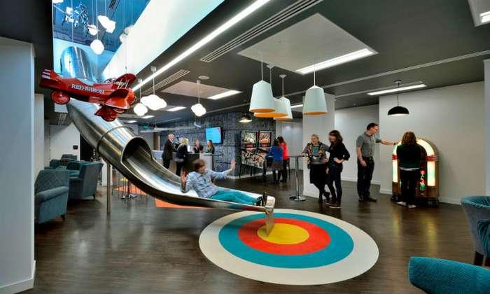 Самые крутые офисы 2015 года