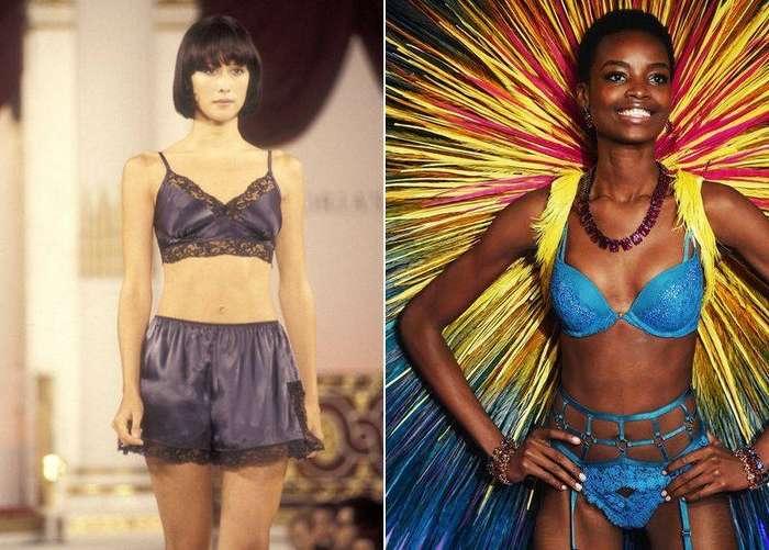 Эволюция шоу Victoria's Secret за последние 20 лет