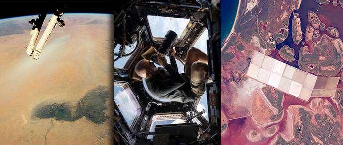 Фотофакт: топ-15 снимков Земли по версии NASA в 2015 году