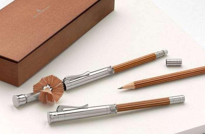 Самый дорогой карандаш и другие вещи для богатеев.