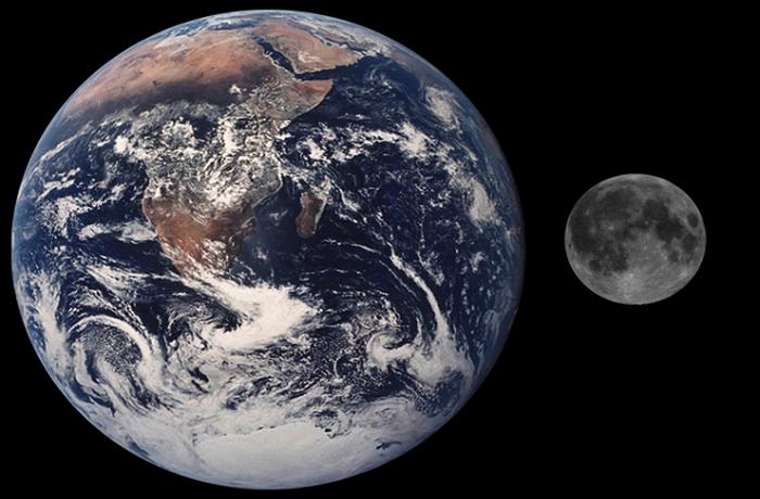 Луна в конечном итоге врежется в Землю.