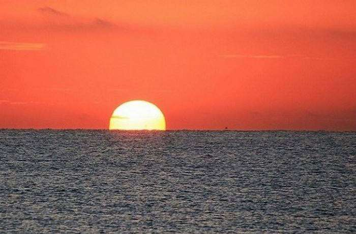 Солнце будет двигаться по небосклону по-иному.