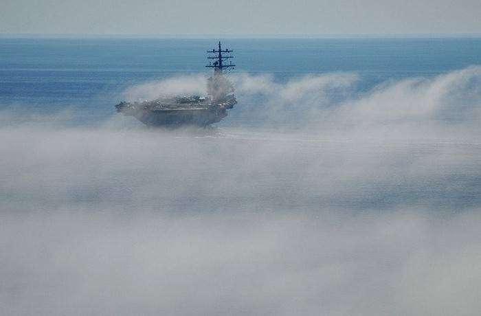 Поверхность океанов станет водяной пылью.