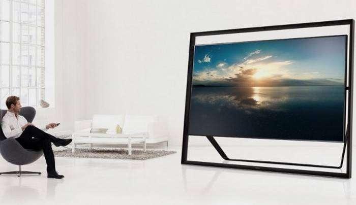 Samsung UA110S9 и другие телевизоры для состоятельных людей.
