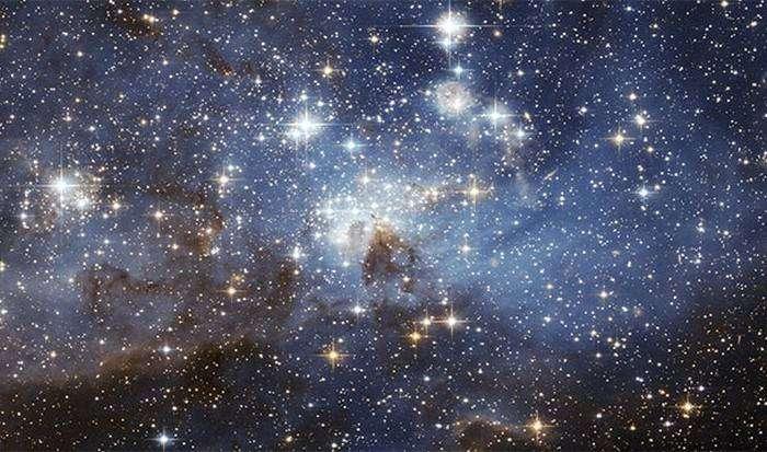 Скорбное пение звезд.