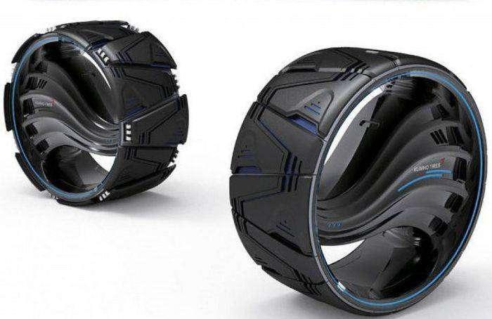 Kuhmo's Maxplo - умные автомобильные колёса для любой погоды.