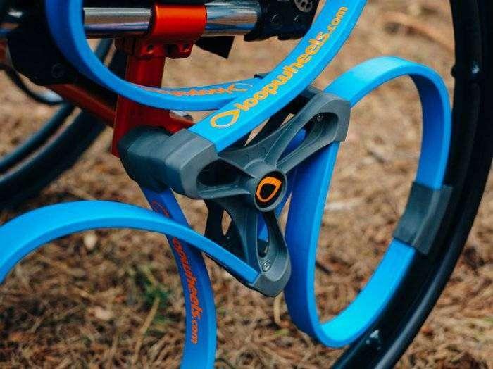 Loopwheels: инновационная конструкция + современные материалы.