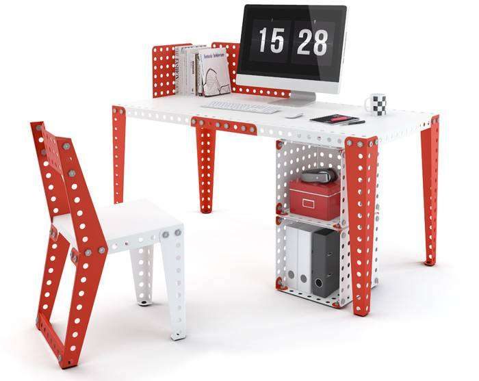 Комплект мебели-конструктора
