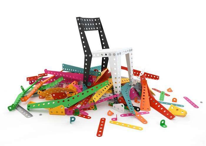 Удивительная мебель-конструктор