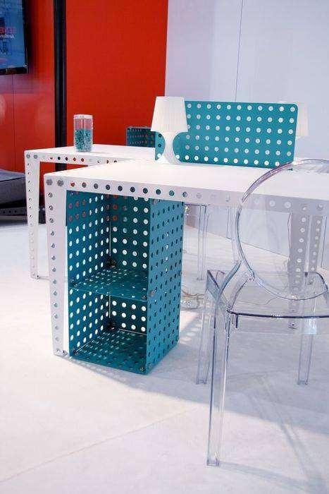 Мебель-конструктор в интерьере