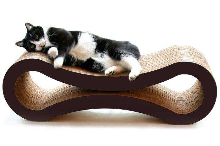 Изысканный пуф для кота от компании PetFusion