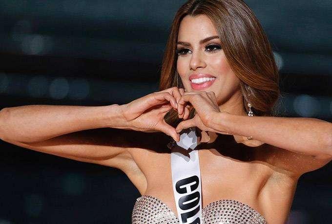 Мисс Колумбия, которую ошибочно назвали Мисс Вселенная, написала трогательное письмо