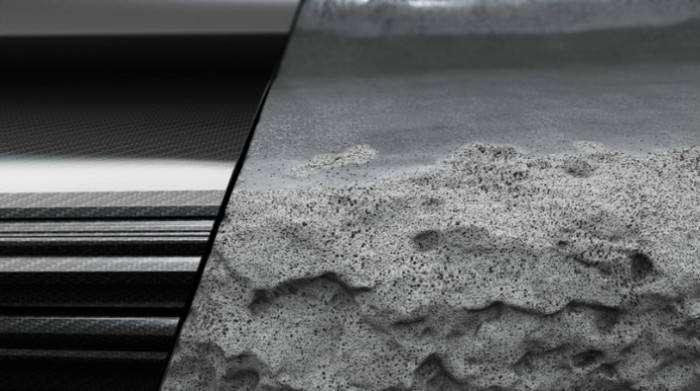 Вулканическая лава-необычный материал для изготовления мебели