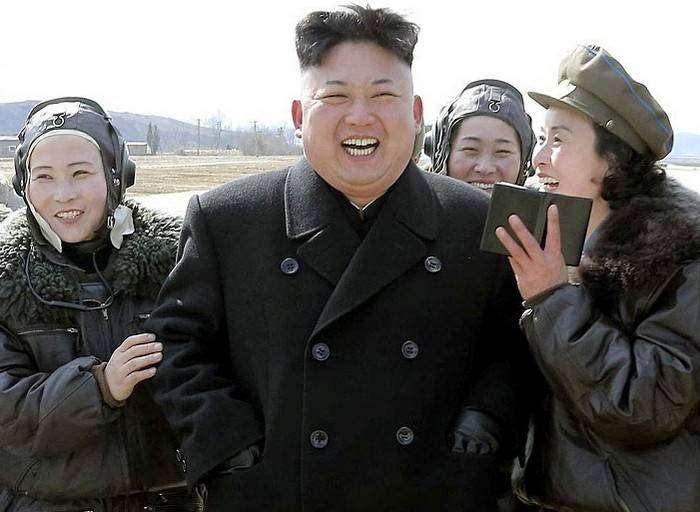 Самые смешные фейки про Северную Корею