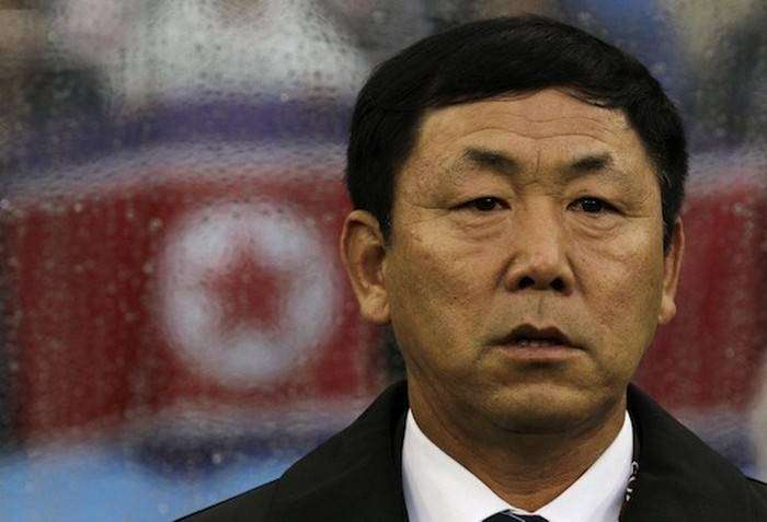 Тренер сборной КНДР по футболу, который якобы был репрессирован