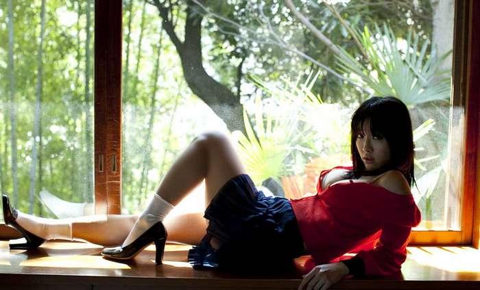 Анна Конно: японская школьница твоей мечты
