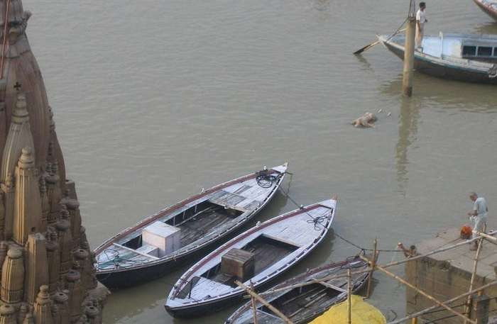 Священная река Ганг (не для слабонервных)