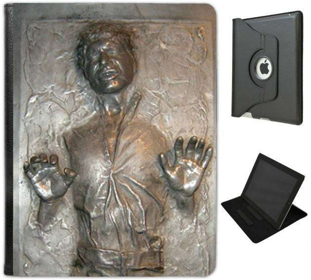 STAR WARS Han Solo Carbonite Leather Case