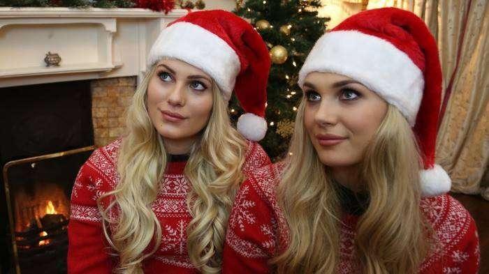 Девушки-двойники случайно нашли друг друга в интернете  двойники, девушки