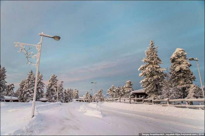 Финские дороги