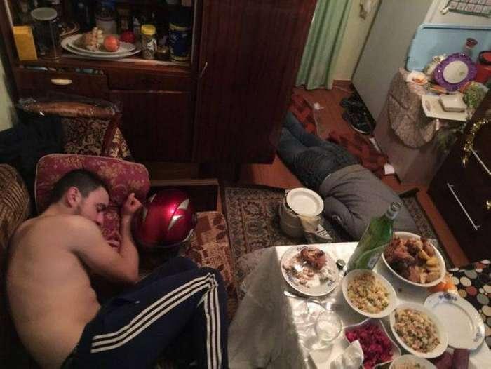 Новогодние фотографии из социальных сетей (45 фото)