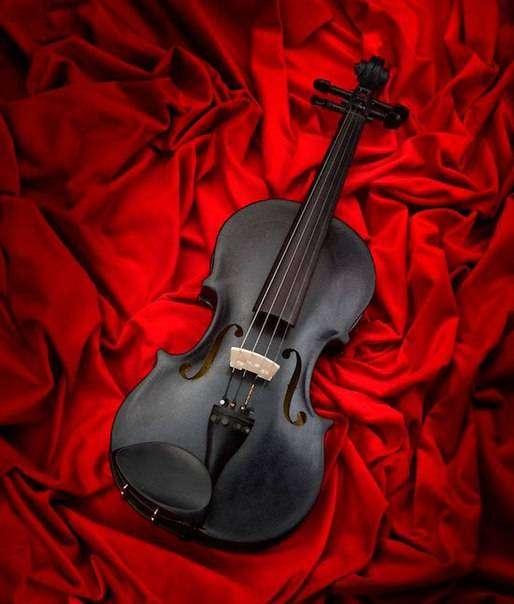 «Дрозд» — каменная скрипка, на которой можно играть