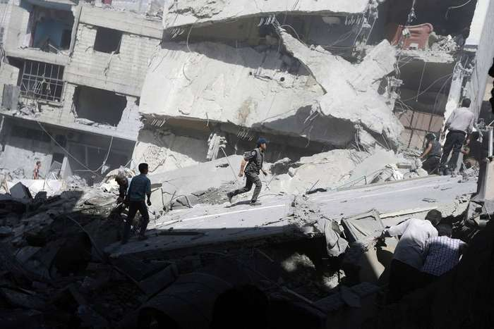 2015 год в Сирии глазами системного администратора