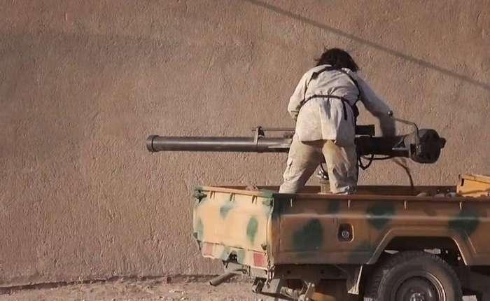 Оружие террора: чем воюют исламисты