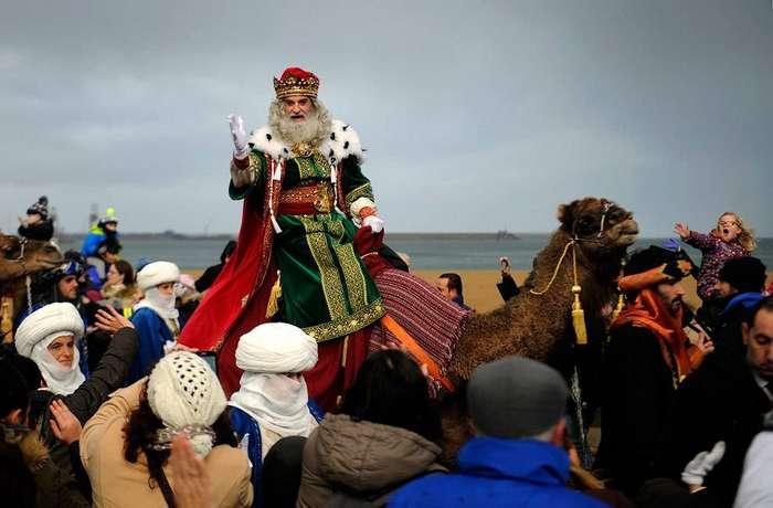 Как празднуют Рождество в мире