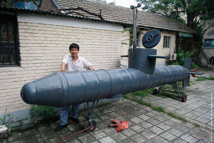 Самодельные подводные лодки колумбийских